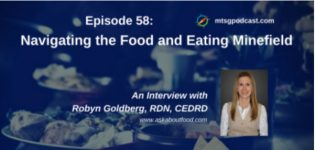 Link to Navigating the Food and Eating Minefield