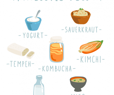 Types of Fermented Food