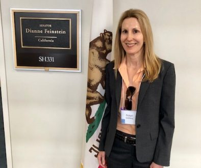 Lobbying on Capitol Hill (October 2019)